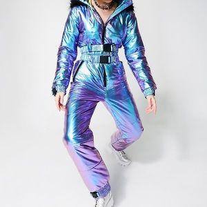 Reserved: Club Exx Snowsuit